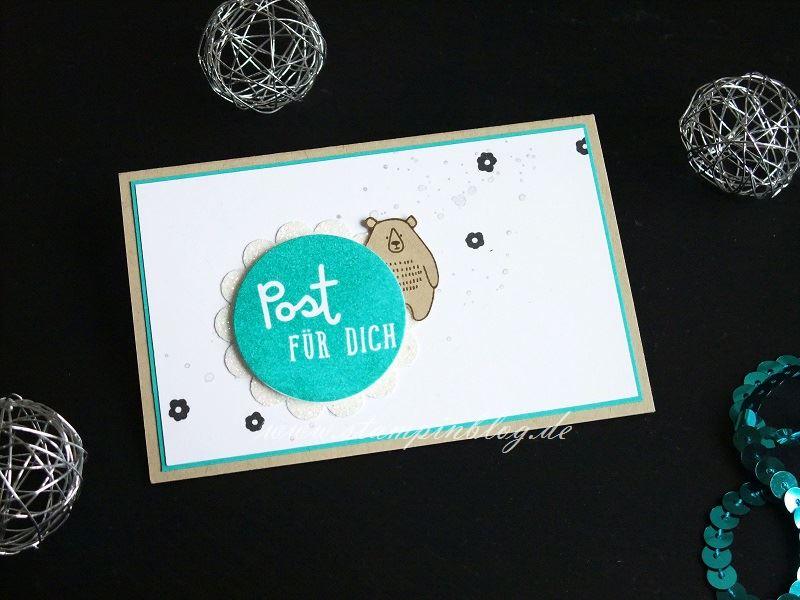 Bärige Post für dich