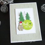 Post für dich mit Weihnachtsbär