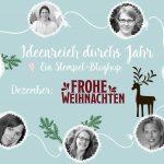 Blog Hop – Ideenreich durchs Jahr: Weihnachten