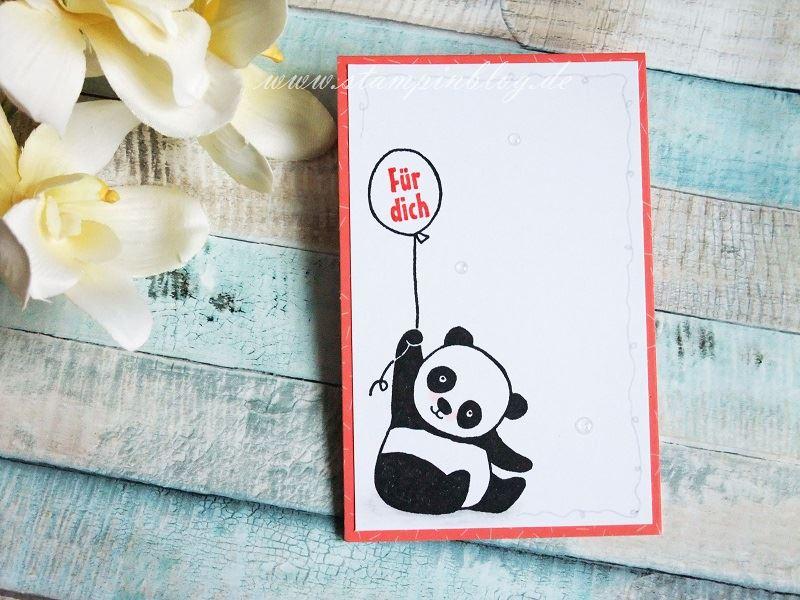 Party-Panda trifft Tuttifrutti