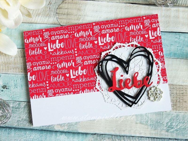 "Valentinstag - Musterpaket ""Romantische Accessoires"""