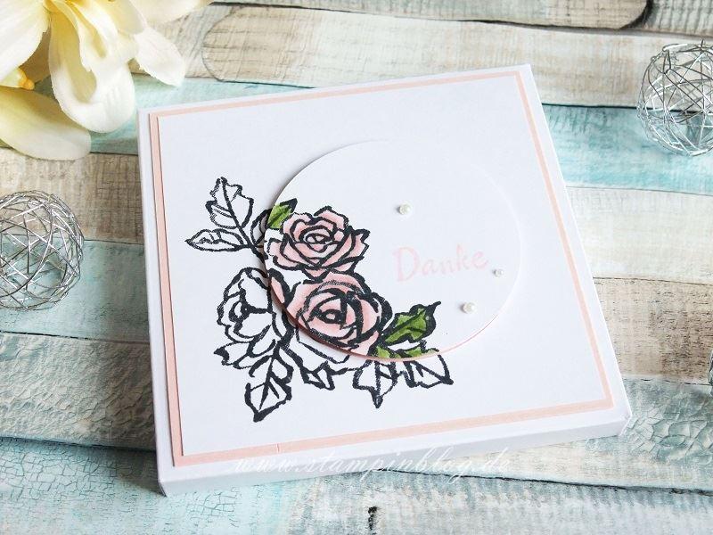 Ein zartrosa Blütentraum