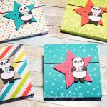 Party-Pandas treffen Teebären (inkl. Mini-Anleitung)