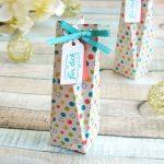 Schlanke Geschenkverpackung