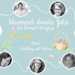 Blog Hop – Ideenreich durchs Jahr: Frühling und Ostern