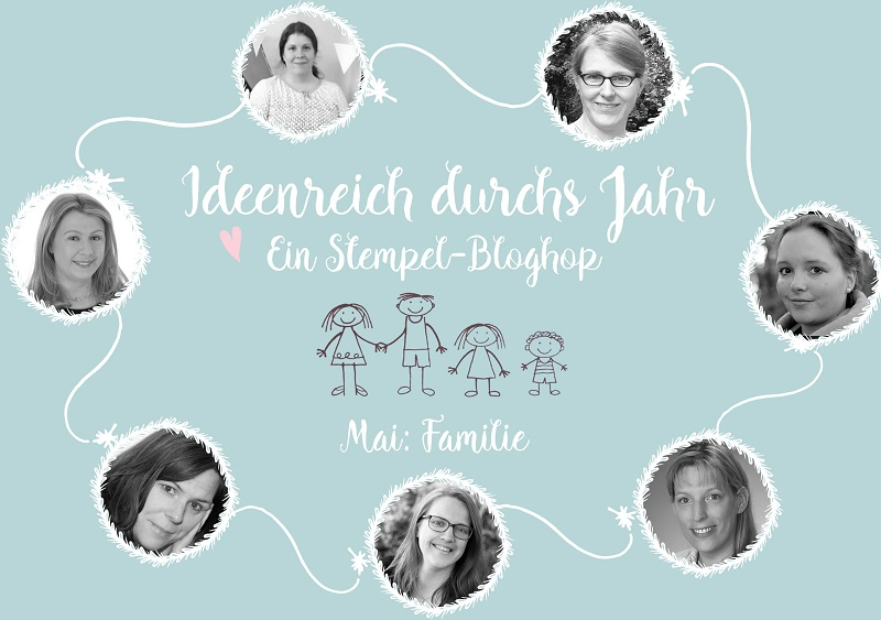 Blog Hop – Ideenreich durchs Jahr: Mutter- / Vatertag