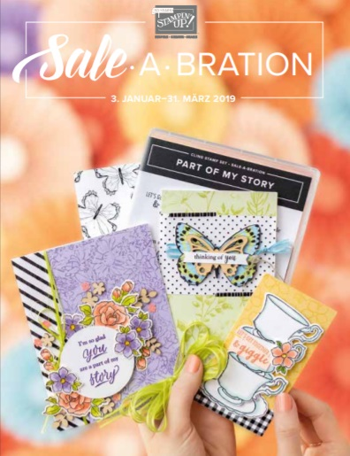 Sale-A-Bration Broschüre-2019-Stampin-UP