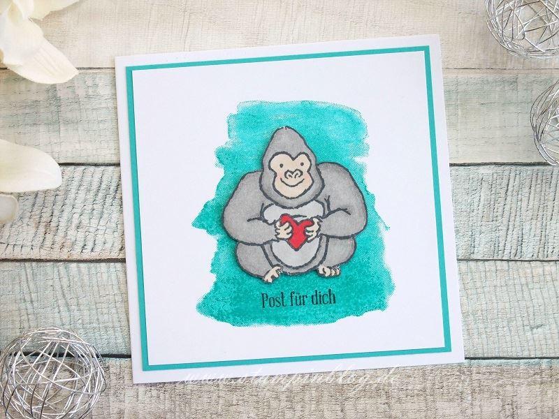 Hey Love - Post für dich!