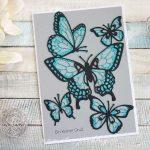 Schöne Schmetterlinge