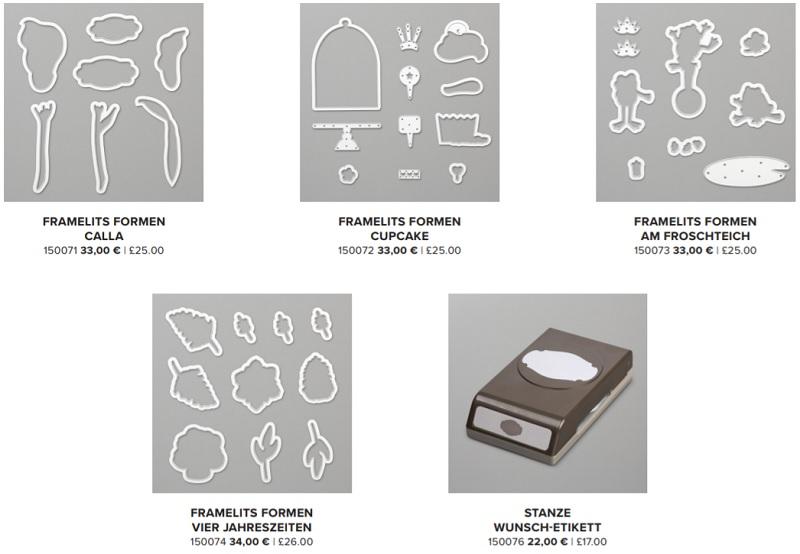 Neue Produkte abgestimmt auf die Sale-A-Bration