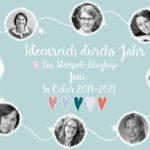 Blog Hop – Ideenreich durchs Jahr: In Color 2019-2021