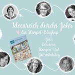 Blog Hop – Ideenreich durchs Jahr: Jahreskatalog 2019-2020