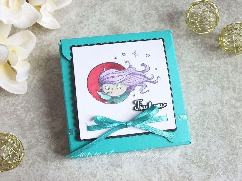 Kleines Geschenk von Elfe überbracht