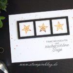 Elegante Weihnachtskarten