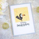 Vogelgezwitscher: Dankeschön