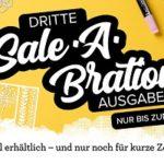 Sale-A-Bration: Weitere Gratisprodukte ab sofort erhältlich!