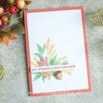 Schöner Herbst - Mit herbstlichen Grüßen