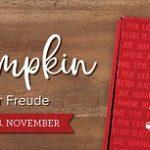 Paper-Pumpkin-Set: Feiertage voller Freude