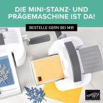Mini Stanz- und Prägemaschine jetzt erhältlich!