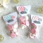 Süße Pilze - verpackt mit der Schneckenpost