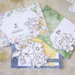 Kartensortiment: Von Hand gemalt - Teil2